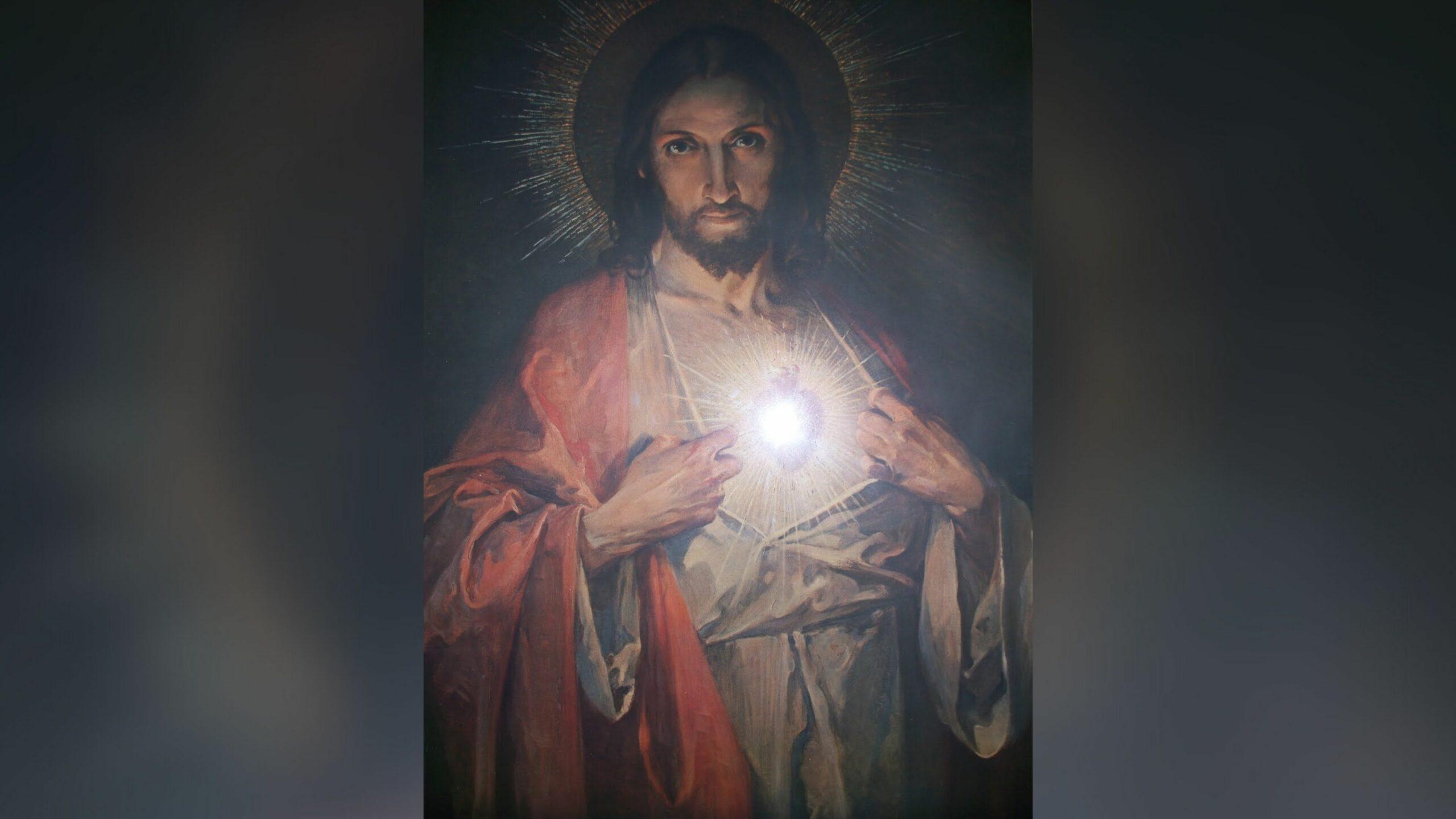 uroczystość najświętszego serca Pana Jezusa - naukikatolickie.pl
